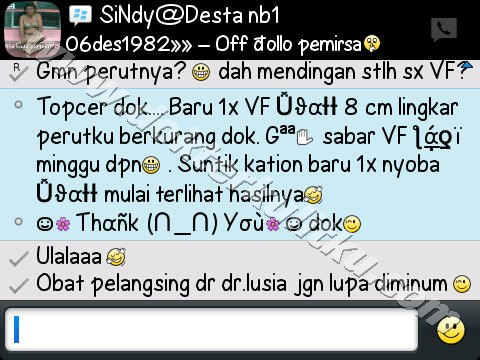 Testimoni: Venus Freeze