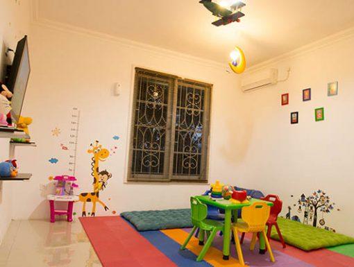 Ruang Main Anak.