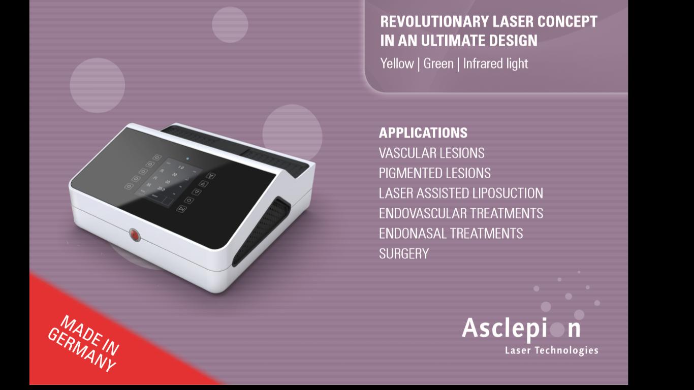 SEGERA! Laser Diode untuk menghilangkan pembuluh darah/kemerahan di wajah!